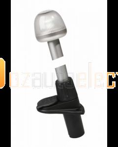 Hella 2LT959910451 2 NM NaviLED 360 All Round White Plug-in Pole Navigation Lamp (42inch / 1070mm - Black Base)