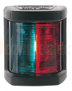 Hella 2871, 1 NM Bi-Colour Navigation Lamp - Black Housing (12V)