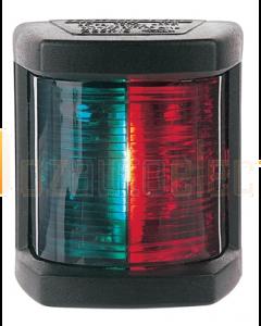 Hella 2871, 1 NM Bi-Colour Navigation Lamp - Black Housing (12V)