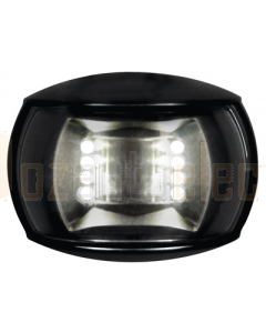 Hella 2LT980520531 2 NM NaviLED Stern Navigation Lamp Black Shroud - Clear Lens (2.5m Cable)