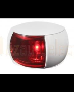 Hella 2LT980520011 2 NM NaviLED Port Navigation Lamp White Shroud - Red Lens (120mm Cable)