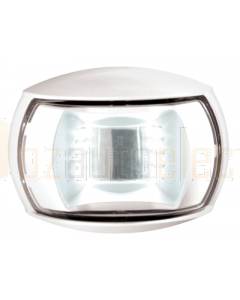 Hella 2LT980520511 2 NM NaviLED Stern Navigation Lamp White Shroud - Clear Lens (120mm Cable)