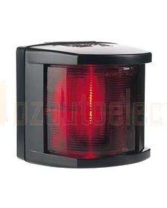 Hella 2854 2 NM Port Navigation Lamp - Black Housing (12V)