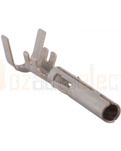Delphi P-12124580/100 Weather Pack Female Socket Terminal - 0.5mm-2.00mm