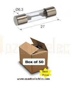 Narva 52414 Glass Fuse SFE - 14Amps (Box of 50)