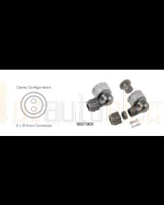 Schlemmer 2 Circuit Solenoid Connector Kit - 12mm Conduit
