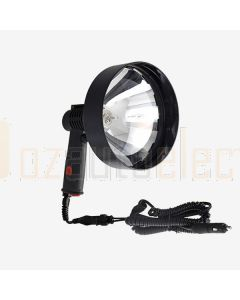 Lightforce SL1705 Striker 170mm 100W Halogen Handheld Spotlight with Cig Cord