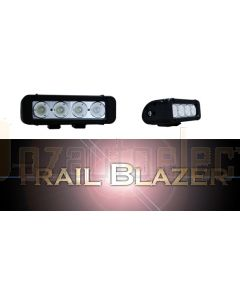 40W LED Light Bar - 10W Cree LED