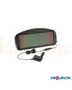 Projecta SPA100 12V 1.5W 100mA Amorphous Solar Panel