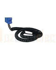 Spiral Cable with Plug to suit Hella 1520 Lamp