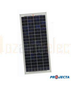 Projecta SPP20 Solar Panel Polycrystalline 12V 20W