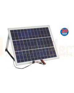 Projecta SPP40K Polycrystalline 12V 40W Solar Panel Kit