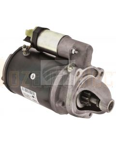 Starter Motor 12V 2.8kW 10T to suit Ford, New Holland Tractors