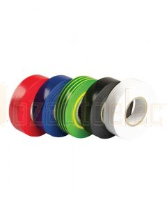 Quikcrimp PVC Electrical Tape - Green/Yellow