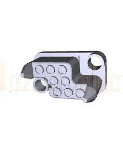 TE Connectivity 213499-1 Metrimate Series 8 Position Plug Housing