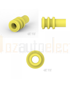 TE 964972-1 Yellow Cable Seal MCP 1.5K Contact Systems
