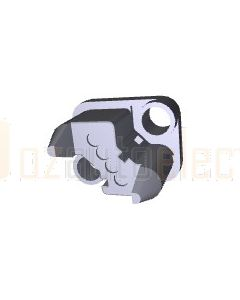 TE Connectivity 212608-1 4 Position Plug Housing