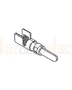 TE Connectivity 213841-3 Silver Plated Powerband Contact