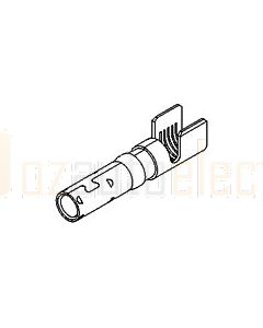 TE Connectivity 213843-3 Powerband Silver Plated Socket
