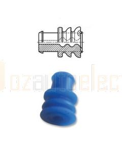 TE Connectivity 828904-1 Blue Cable Seal