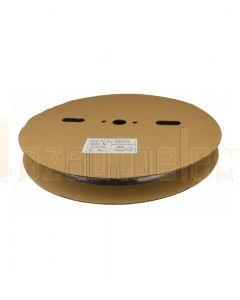 Thin Wall Clear Heat shrink Tubing, ID 10mm, 50m Roll