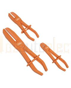 Toledo 301025 Brake Line Crimping Pliers - 3pc Set