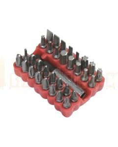 Toledo 301096 Bit Set Multi - 33pc