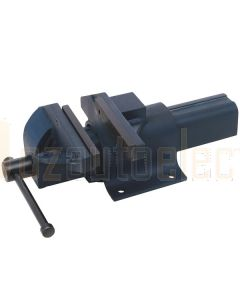 Toledo 301868 Bench Vice Fixed Base Offset Steel - 100mm