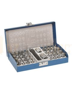 Toledo 301934 Professional Bit Set Multi - 37pc.
