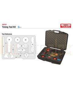 Toledo 304701 Timing Tool Kit - BMW