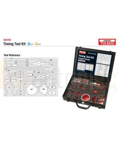 Toledo 304704 Toledo Timing Tool Kit - Citroen and Peugeot