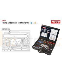 Toledo 304705 Timing Tool Kit - Alfa Romeo and Fiat