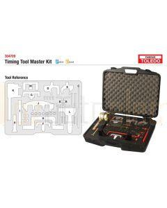 Toledo 304709 Timing Tool Kit - Mercedes
