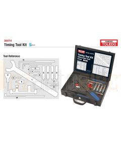 Toledo 304714 Timing Tool Kit - Audi and Volkswagen