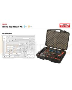 Toledo 304715 Timing Tool Kit - Audi and Volkswagen