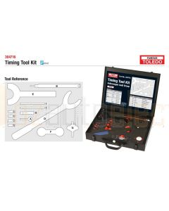 Toledo 304716 Timing Tool Kit - Audi & Volkswagen