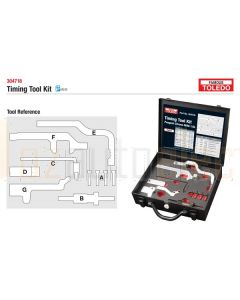 Toledo 304718 Timing Tool Kit - Citroen & Peugeot
