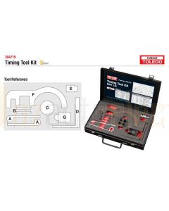 Toledo 304719 Timing Tool Kit - BMW