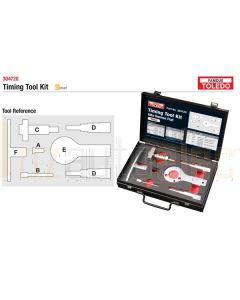 Toledo 304720 Timing Tool Kit - Alfa Romeo & Fiat