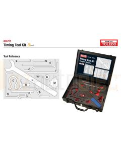 Toledo 304721 Timing Tool Kit - Citroen & Peugeot