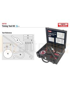 Toledo 304726 Timing Tool Kit - Citroen & Peugeot