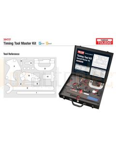 Toledo 304727 Timing Tool Kit - Renault