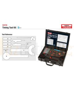 Toledo 304728 Timing Tool Kit - Audi & Volkswagen