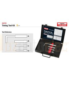 Toledo 304729 Timing Tool Kit - Ford