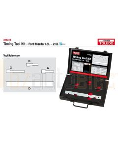 Toledo 304730 Timing Tool Kit - Ford & Mazda
