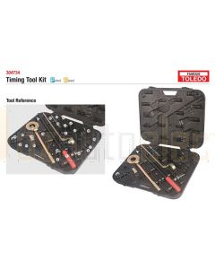 Toledo 304734 Timing Tool Kit - Subaru