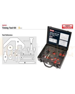 Toledo 304741 Timing Tool Kit - BMW