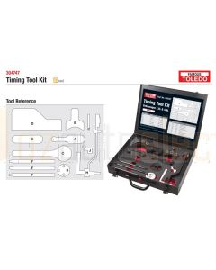 Toledo 304747 Timing Tool Kit - Volkswagen