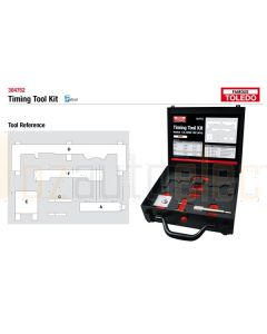Toledo 304752 Timing Tool Kit - Holden (GM)