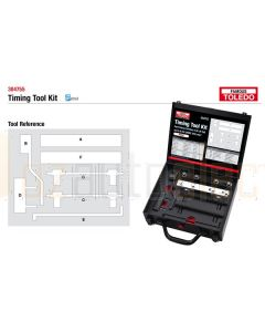 Toledo 304755 Timing Tool Kit - Ford